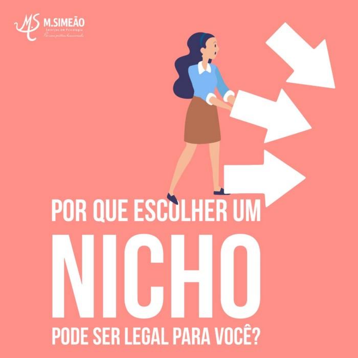 Imagem de Por que escolher um nicho pode ser legal para você? — texto 1 de 3